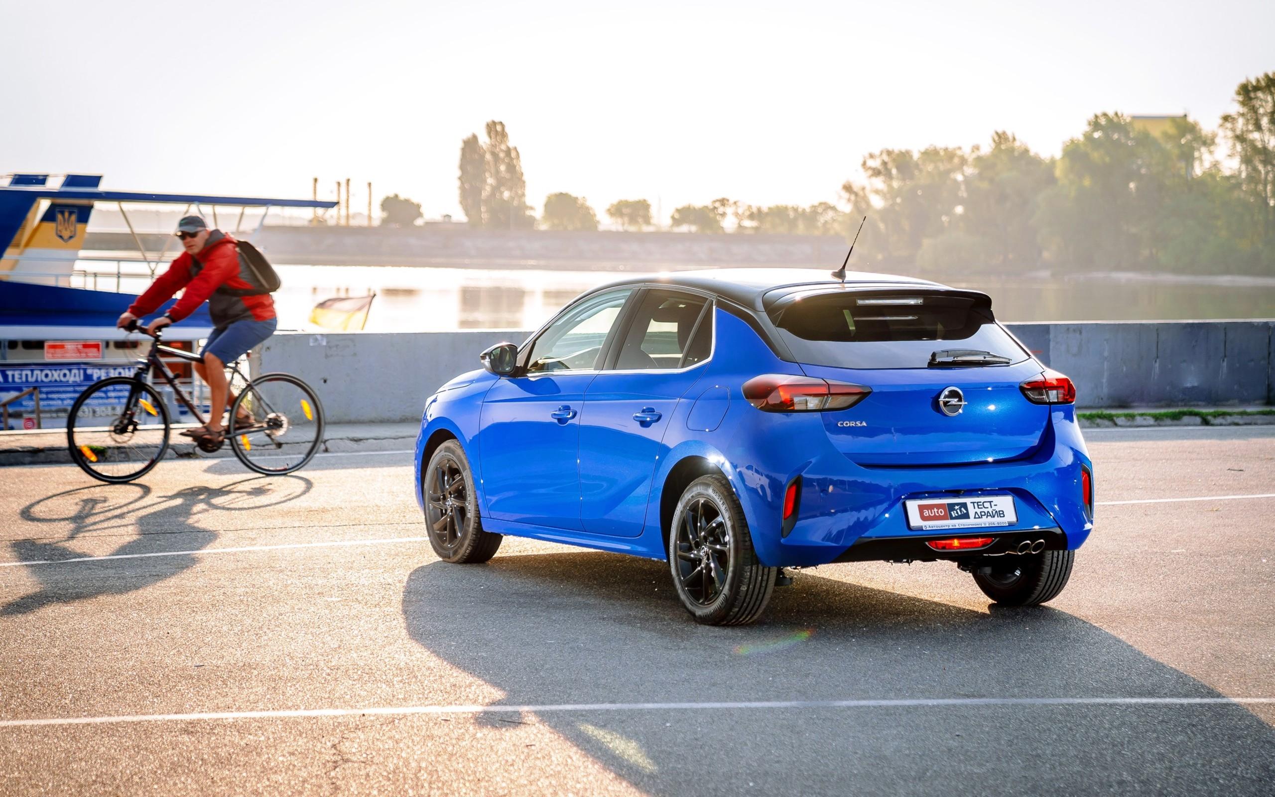 Тест-драйв Opel Corsa: Схоплює на льоту