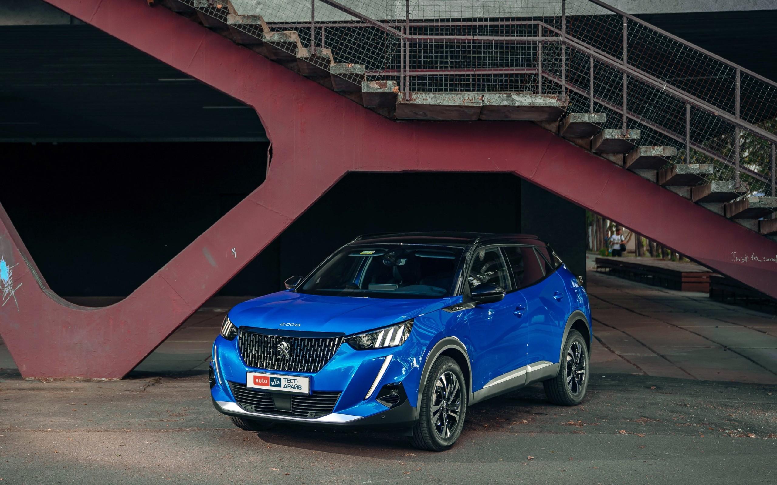 Тест-драйв Peugeot 2008: Вимагаю повторення бенкету!