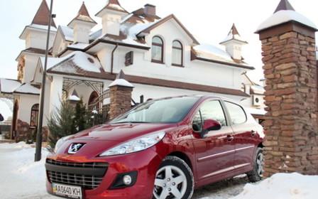 Тест-драйв Peugeot 207 SPORTium: Маленький герой