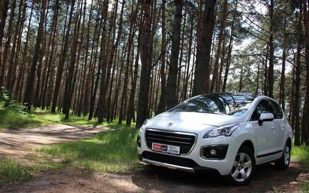 Тест-драйв Peugeot 3008 в дальней дороге