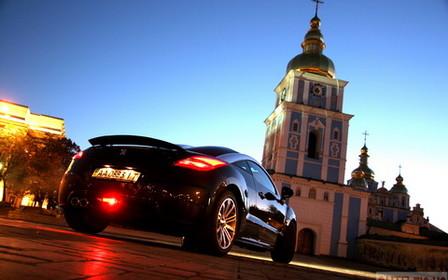 Тест-драйв Peugeot RCZ: Чистосердечное признание в любви