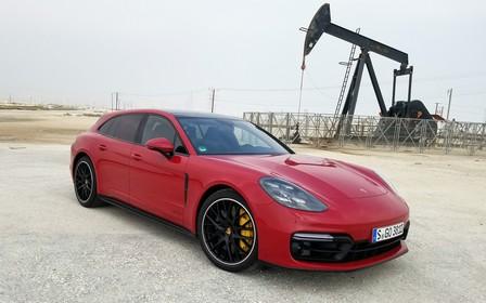 Тест-драйв Porsche Panamera GTS. Черное золото