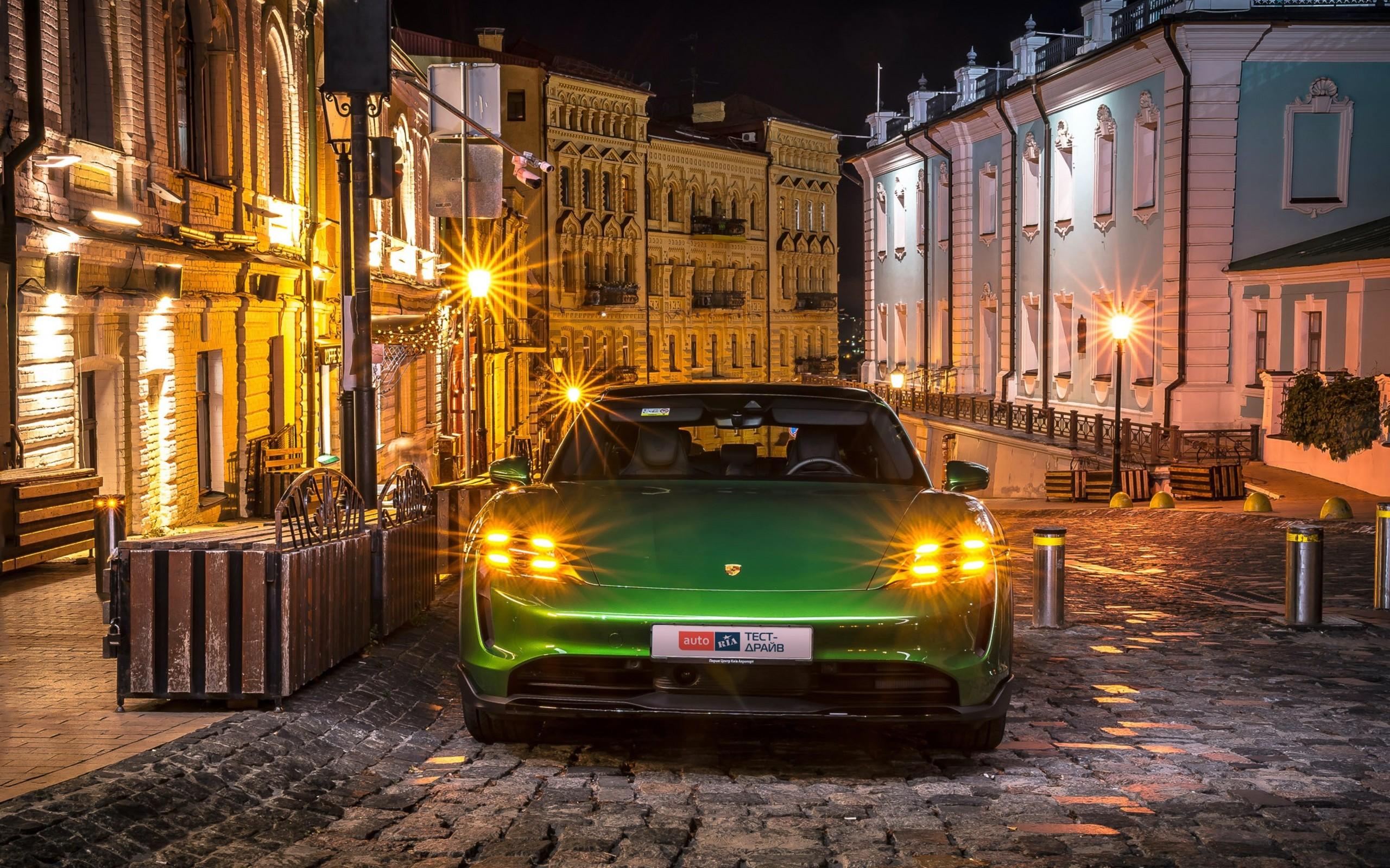 Тест-драйв Porsche Taycan Cross Turismo 4S: кому нужен Turbo?