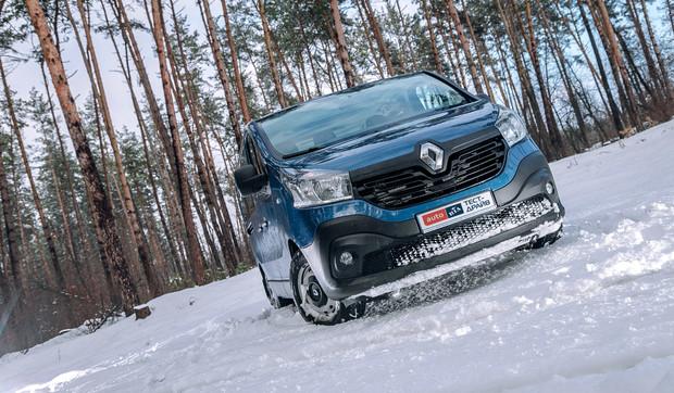 Тест-драйв Renault Trafic: Сводим баланс