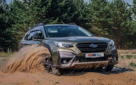 Тест-драйв Subaru Outback: не звертає зі шляху