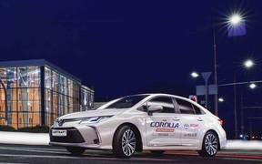 «Тест-драйв Toyota Corolla: мечты становятся реальностью»