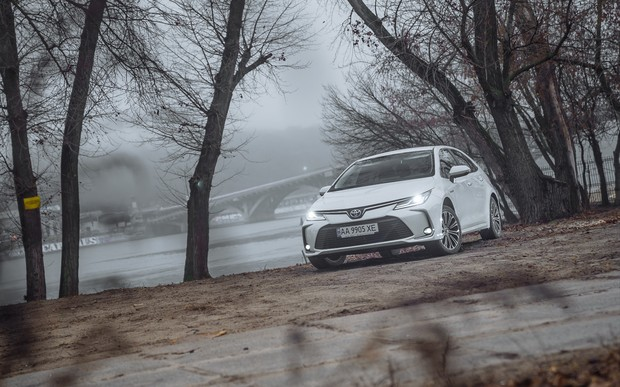 Тест-драйв Toyota Corolla: Перевоплощений мастер