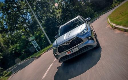 Тест-драйв Toyota Highlander: Квартирный вопрос