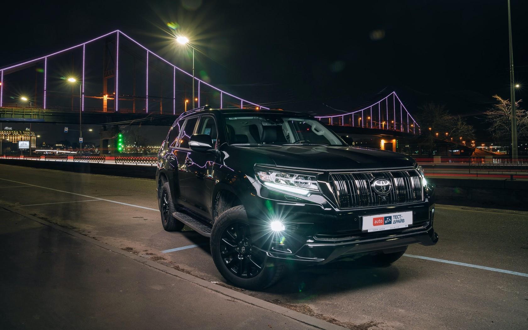 Toyota Land Cruiser Prado: не викликає сумнівів