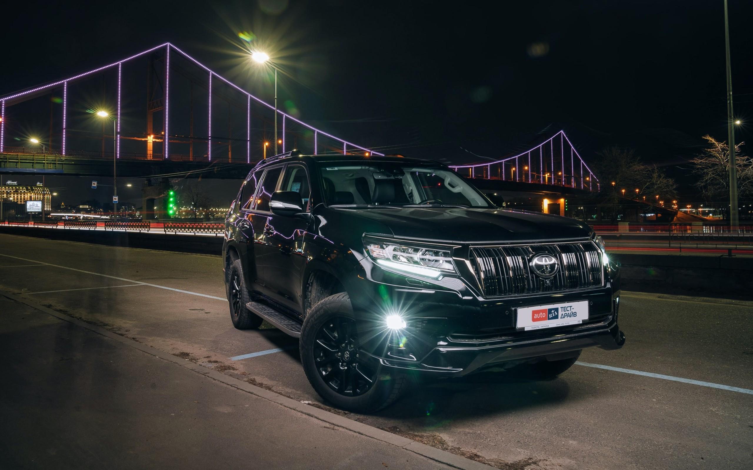Тест-драйв Toyota Land Cruiser Prado: не вызывает сомнений