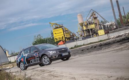 Тест-драйв универсала Chevrolet Cruze