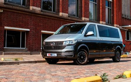 Тест-драйв Volkswagen Caravelle T6.1. Хочеш? Будь!