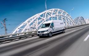 Тест-драйв Volkswagen Crafter: Трудовой резерв