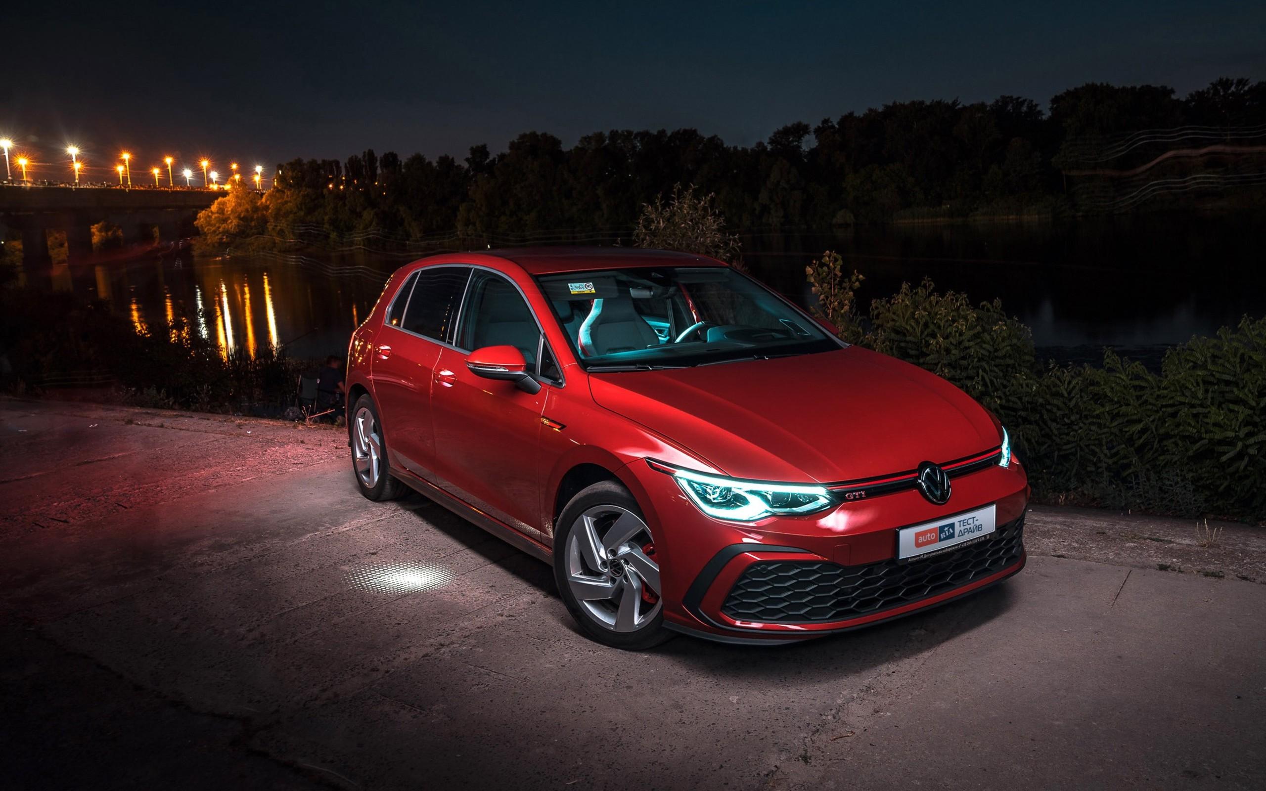 Тест-драйв Volkswagen Golf GTi: взрослеют даже «зажигалки»