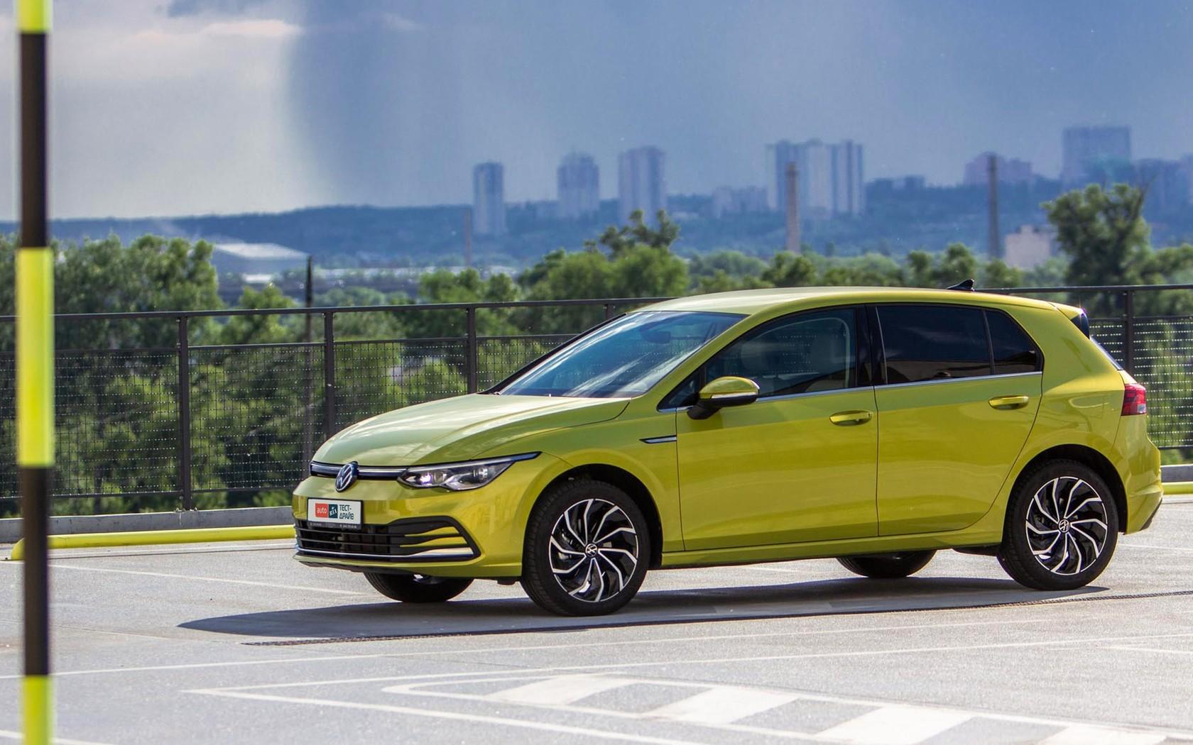 Volkswagen Golf VIII: ширше крок!