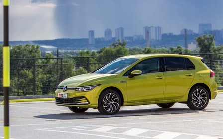 Тест-драйв Volkswagen Golf VIII: ширше крок!