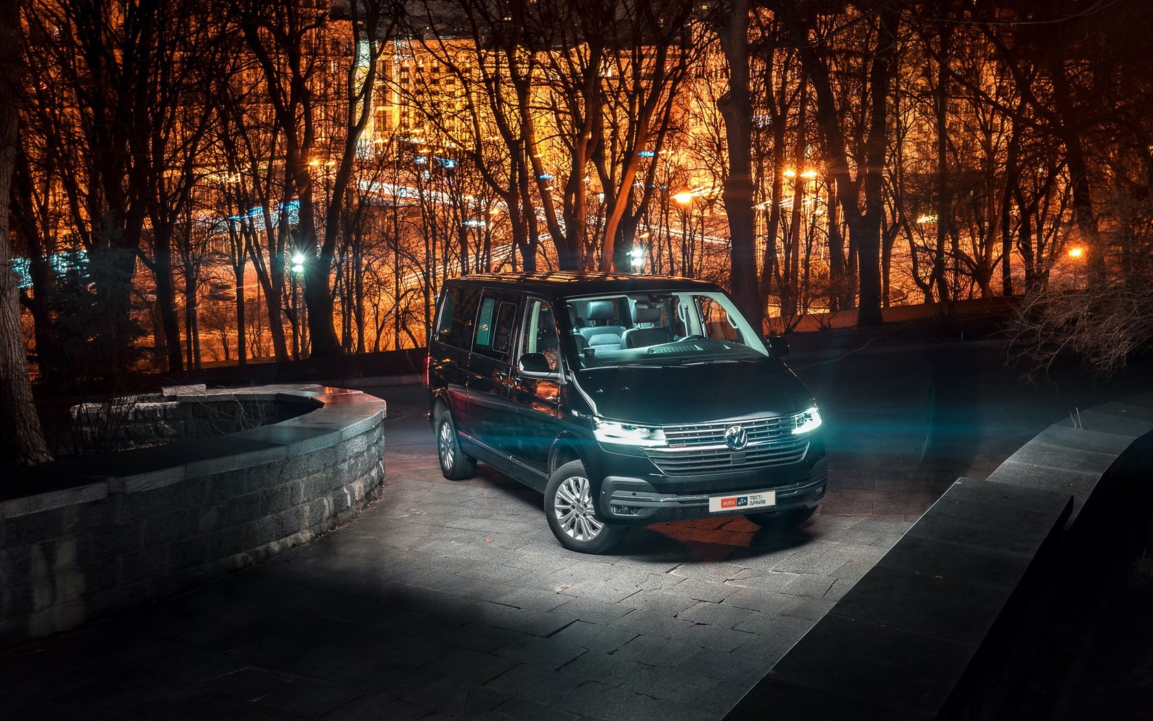 Volkswagen Multivan Т6.1: между прошлым и будущим