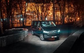 Тест-драйв Volkswagen Multivan Т6.1: между прошлым и будущим