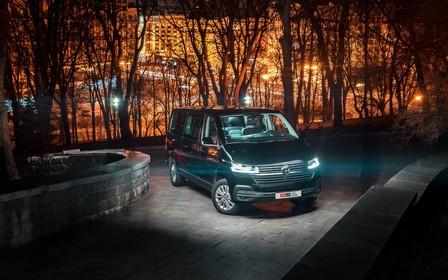 Тест-драйв Volkswagen Multivan Т6.1: між минулим і майбутнім