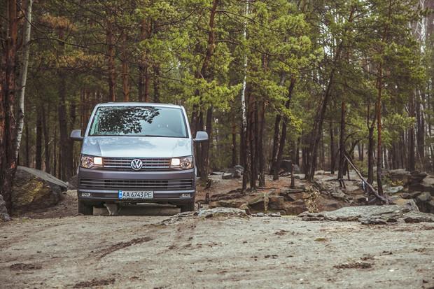Тест-драйв Volkswagen T6 Kasten