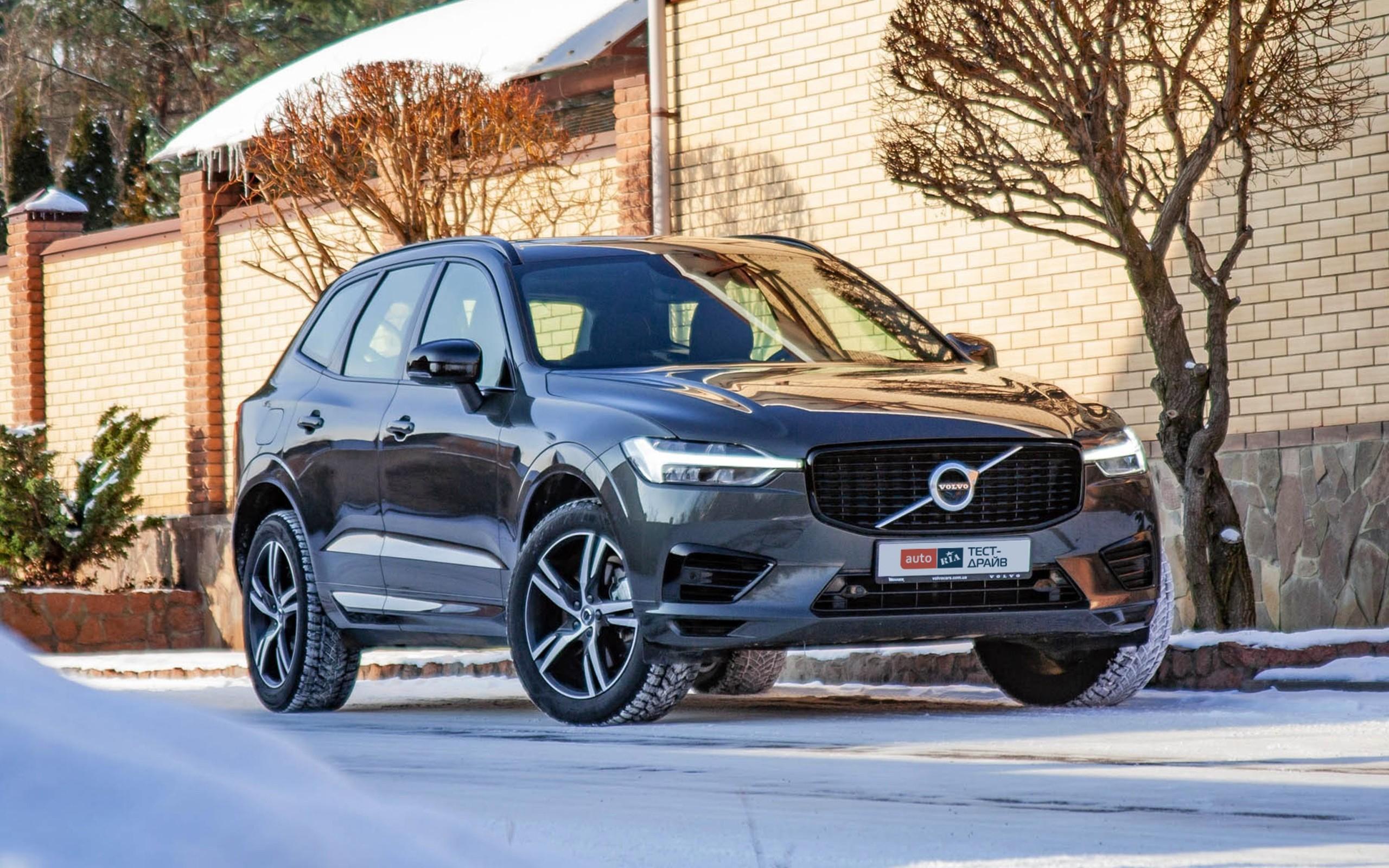Тест-драйв Volvo XC60 T6 Recharge. Повільно заряджає, швидко їде