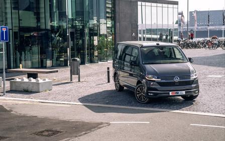 Тест-драйв VW Multivan: Лови момент!