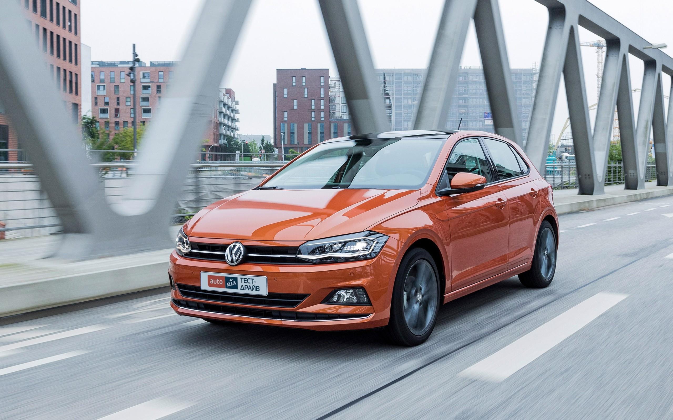 VW Polo: Породу не спрячешь