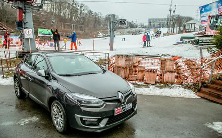 Тест-драйв: Зимовка с Renault Megane. Вместительность