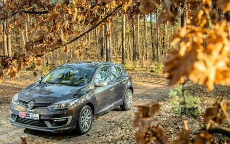 Тест-драйв: Зимовка с Renault Megane
