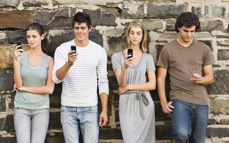 Тест на зависимость от телефона