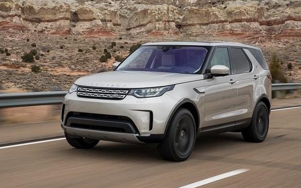 Тестовые автомобили Jaguar Land Rover по уникальной цене!