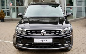 Tiguan Limited  Edition - в наявності автосалону «КарпатиАвтоцентр».