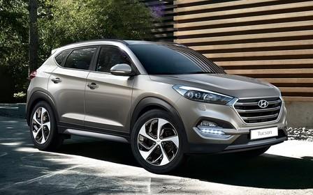 Тиждень «гарячих» цін на кросовер Hyundai Tucson