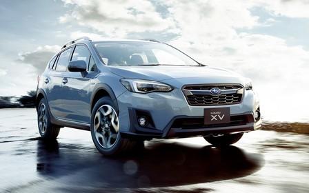Точно обновили? Subaru презентовала рестайлинговый кроссовер XV