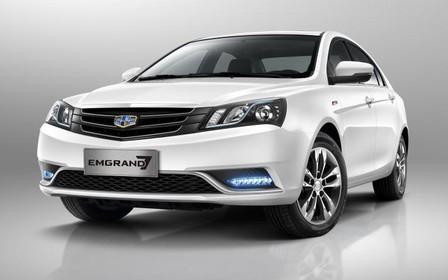Только в сентябре Geely Emgrand 7 можно купить по акционной цене 319 900  грн.