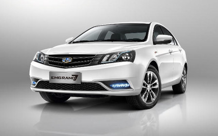 Только в сентябре в АИС Автоцентр Львов Geely Emgrand 7 можно купить по акционной цене 319 900 грн.