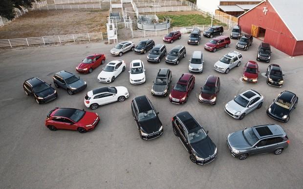 Топ-10 вживаних кросоверів на AUTO.RIA. Що купували?