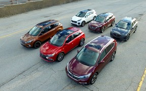 Топ-10 новых SUV. Что покупают в 2020 году?