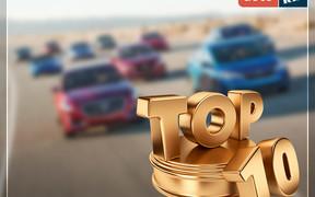 Топ-10 самых продаваемых б/у «немцев» в марте