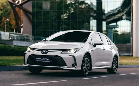 Toyota Corolla з вигодою 6%