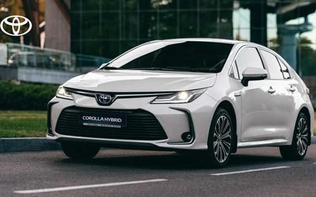 Toyota Corolla з вигодою до 6%
