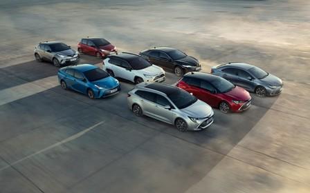 Toyota Global официально продала более 15 миллионов гибридных автомобилей