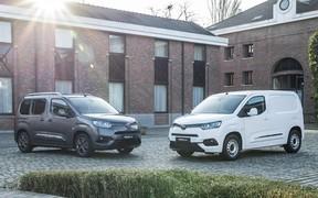 Toyota готовит старт продаж модели Proace City. Почем в гривнах?