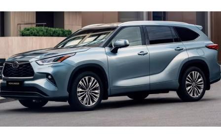 Toyota Highlander з вигодою до 5%