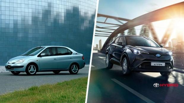 Toyota Hybrid: история развития и интересные факты