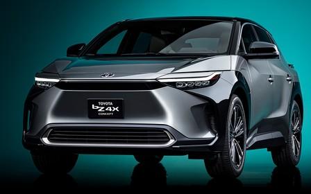 Toyota і Subaru спільно побудують кросовер