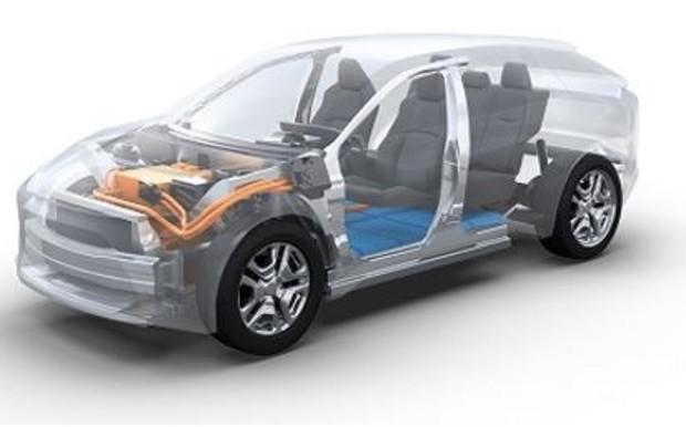 Toyota і Subaru спільно розроблятимуть нову електричну платформу для позашляховиків BEV