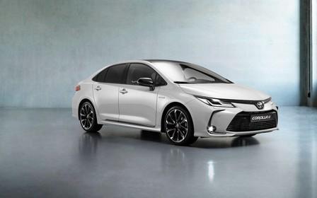 Toyota объявила украинские цены на Corolla GR Sport