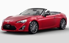 Toyota представит модель построенную на базе Mazda MX-5