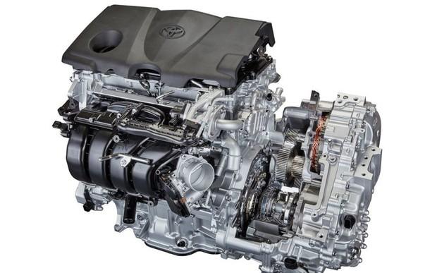 Toyota рассказала о новом бензиновом моторе с почти «дизельным» КПД